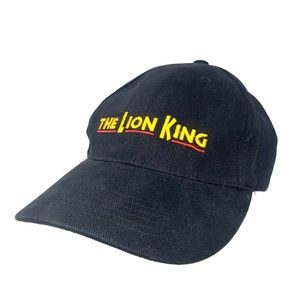 Vintage The Lion King Broadway Musical Cap Dad Hat